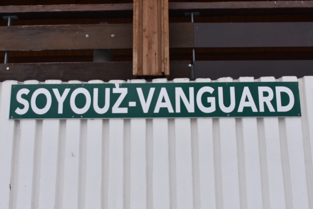 Soyouz - Vanguard building