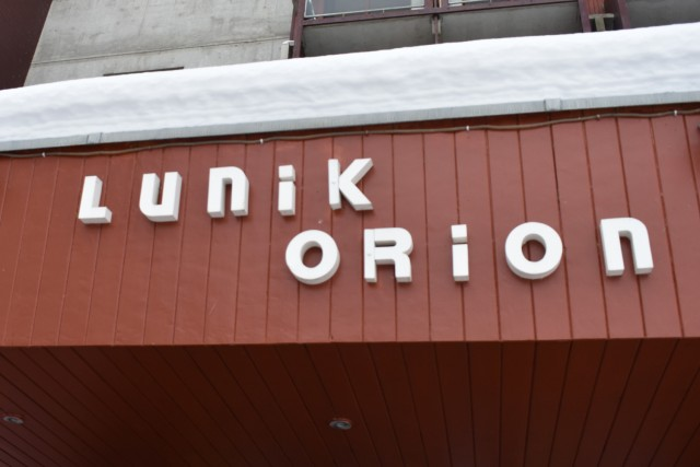 Lunik - Orion building