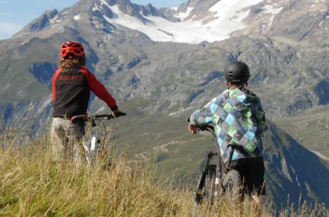 Mountainbike routes