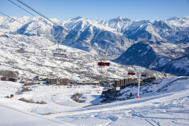 On-line skipass booking