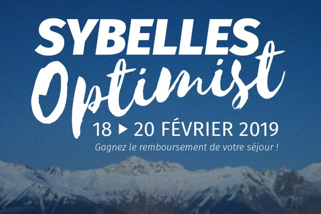 SYBELLES'OPTIMIST #3